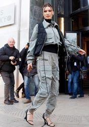 Брендовые льняные брюки карго Bolongaro Trevor, оригинал, эксклюзив, р-р S