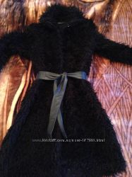 Классная шуба под ламу Lucy Paris, Франция, оригинал, р-р S