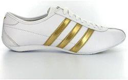 Кожаные кеды, кроссовки Adidas Okapi, оригинал, новые, р-р 407