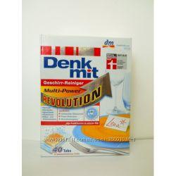 Таблетки для посудомоечной машины Denkmit  из Германии