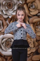 Комплект юбка брюки жакет 140-152 ТМ Zironka