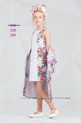 51486fa99e8 Комплект сарафан пальто кардиган 134-164 ТМ Zironka