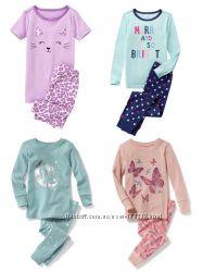 Пижамы Gymboree, Crazy 8 на 3-5 лет