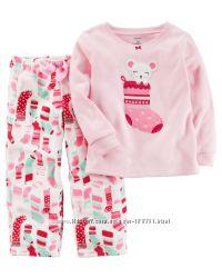 465b3d777250 Флисовая пижама для девочек Carters 4Т 5Т костюм комплект, 325 грн ...