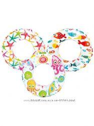 Надувной круг  Intex 59230 3-6 лет