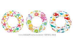 Круг надувной детский Intex 59241 6-10 лет