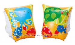 Нарукавники надувные Рыбки Intex 58652
