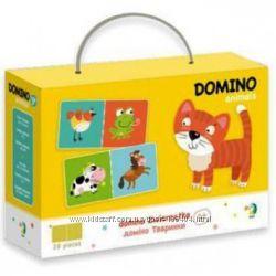 Домино животные Додо Dodo