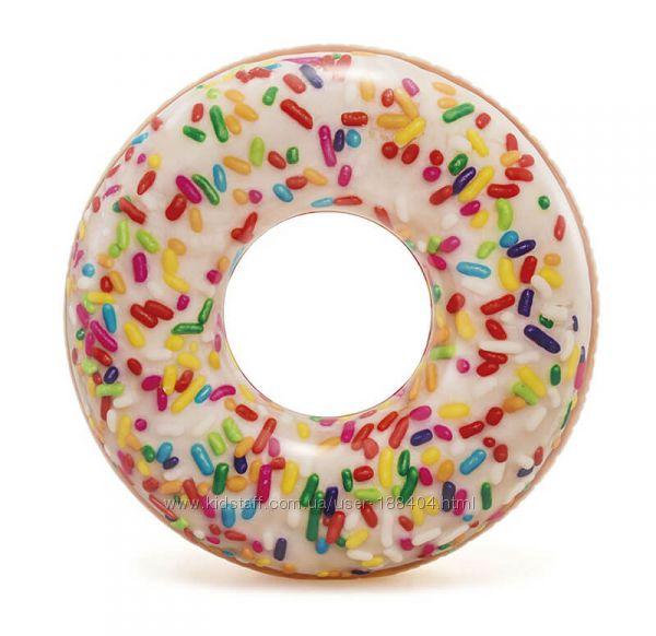 Круг надувной Пончик большой 56263