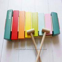 Деревянный ксилофон Cubika LKS-2, бесплатная доставка
