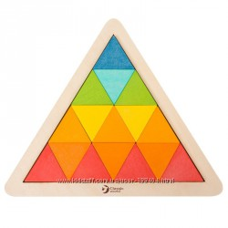 Треугольная мозаика  Трикутна мозаїка 3729 Classic World