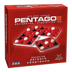 Настольная игра Пентаго  Настільна гра Пентаго 41501104 Granna