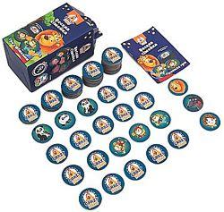 Настольная игра Crazy Koko Веселая семейка Vladi toys VT8033-05