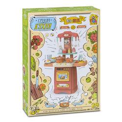 Игровой набор Современная кухня Іграшкова кухня Сучасна Кухня 7425 Fun game