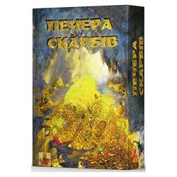 Настольная игра Пещера сокровищ / Печера скарбів 4820172800279 Bombat game