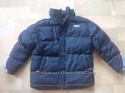 Продам зимнюю куртку Umbro на мальчика