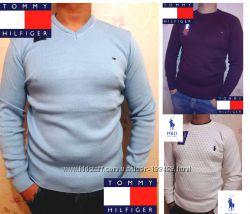 Огромный выбор мужских свитеров  Lacoste , Tommy Hilfiger, Ralph Lauren