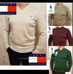 Новые модели шикарные  свитера tommy hilfiger, Ralph Lauren, Lacoste