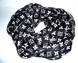 Распродажа стильных теплых шарфов   Louis Vuitton