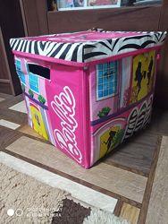 Комната- дом для кукол Барби