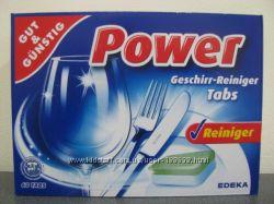 Таблетки для посудомоечных машинPOWER Wash40 tabl
