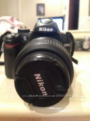 Продам фотоаппарат Nikon D5000