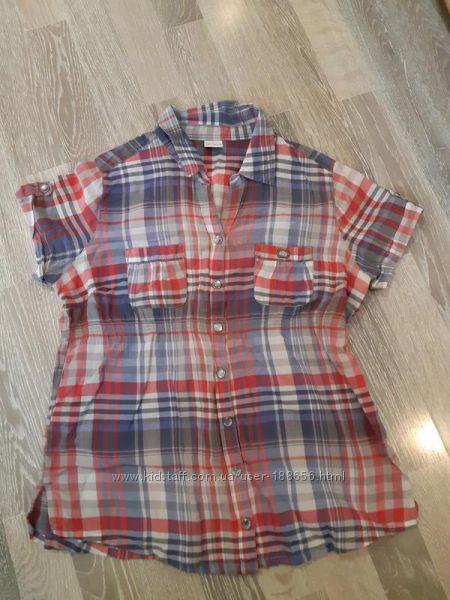 Рубашка оригинал s. oliver 152см