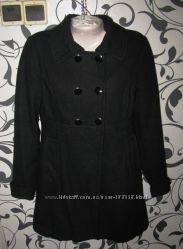 Пальто HiM на миниатюрную девушку в составе шерсть