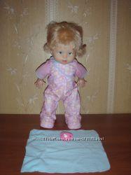 Кукла интерактивная Little Mommy Walk ходит, говорит, смеется, плачет США