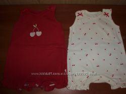 Песочники Mothercare 2 шт 0-3 месяца