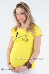 Футболка для беременных р.  M, L