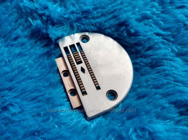 Игольная пластинка для промышленной швейной машины