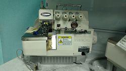 Оверлок промышленный 4-х ниточный Typical GN 794D со встроенным мотором