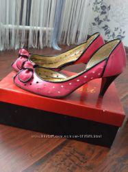 Туфли-босоножки Италия р. 38 нат. кожа