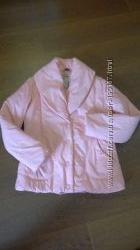 Модная куртка пудрового цвета