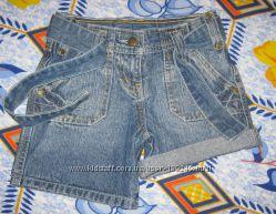 Продам джинсовые шорты на 4-5 лет AGE заказанные с Англии