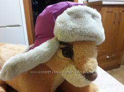 Продам зимнюю очень теплую шапку с завязками на ребенка от 4 до 7лет