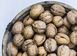Грецкий орех семечки насіння квасоля фасоль ЭКО Ёко продукт