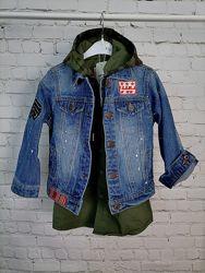 Куртка джинсовая 3 модели
