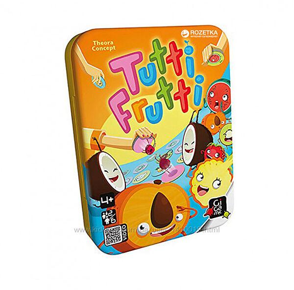 Настольная игра Tutti Frutti