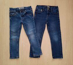 Джинсы C&A Palomino, Okaidi джинсовые штанишки