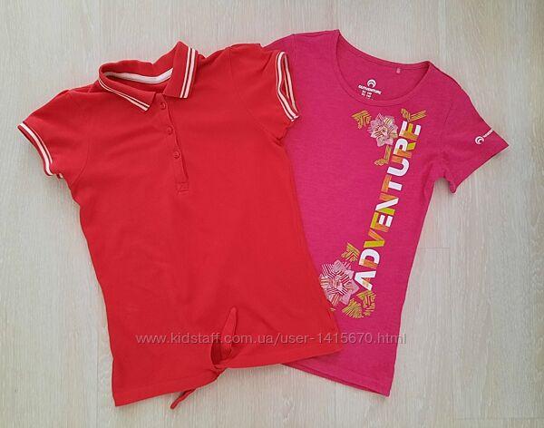 Футболка Outventure тенниска Mothercare для девочки