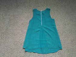 Блуза Jessica насыщенно мятного цвета разм S-М в идеале