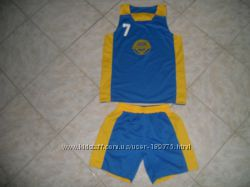 Спортивный костюм для баскетбола Италия