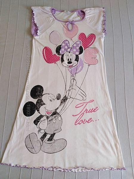 Ночная рубашка Brums Disney original Италия