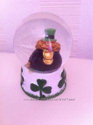 Ирландские брелки и сувениры  клевер, леприкон