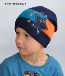 Стильные шапочки для мальчика