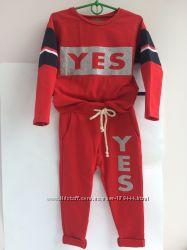 Спортивные костюмы и брюки для девочек