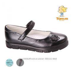 Школьные туфли для девочек, 31-37