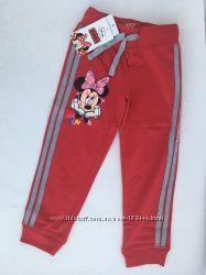 Спортивные брючки Disney для девочек, 98104